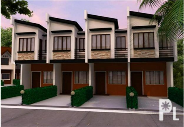Affordable and quality townhomes at zabarte subdivision for Affordable quality homes house plans