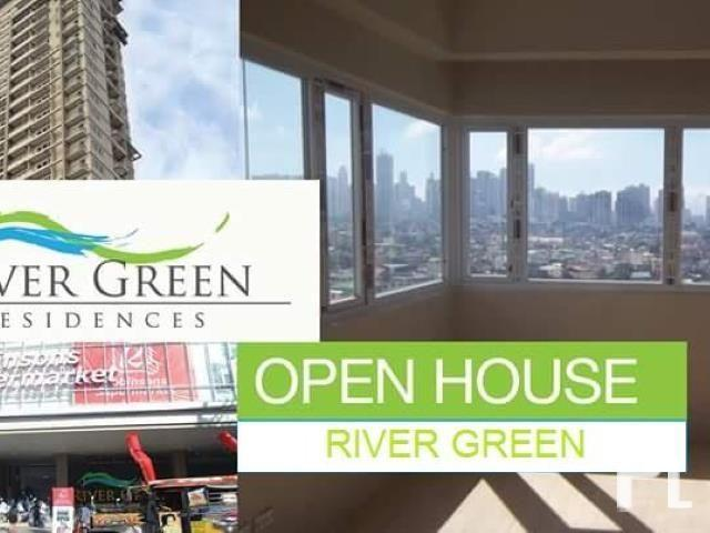 Affordable Rent to own condo Rivergreen Residences Sta