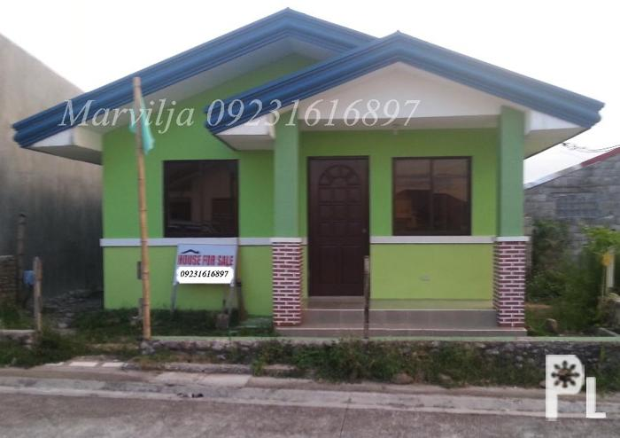 Affordable rfo house and lot bacolod city bacolod city for Small house budget philippines