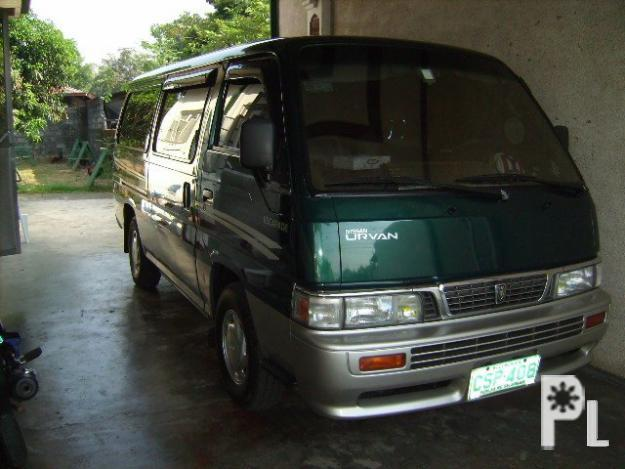 f2fa82cfc9 AFFORDABLE VAN FOR RENT (NISSAN URVAN ESCAPADE) CHEAP for Sale in ...