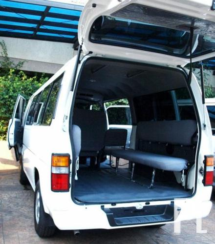 AFFORDABLE VAN RENTAL / FOR HIRE WITH DRIVER IN QUEZON