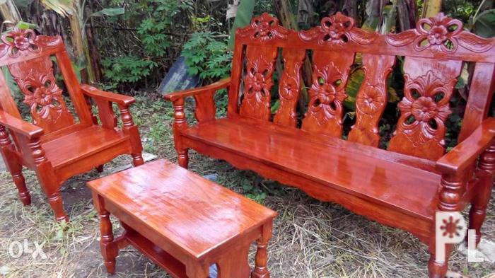 Wooden salaset Affordable home furnitures philippines