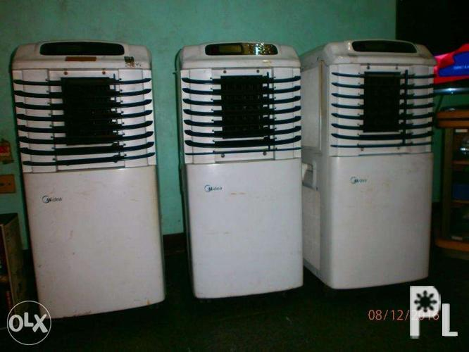 Air Conditioner Mobile 2 point 3 HP Media KC25Y1