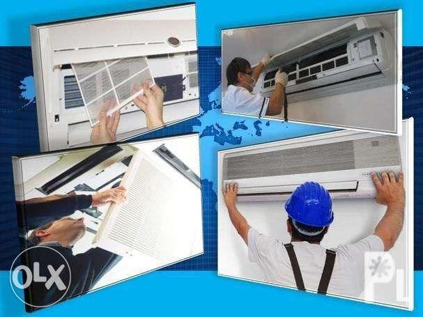 Aircon Cleaning Installer Repair Freon Taguig Pasig