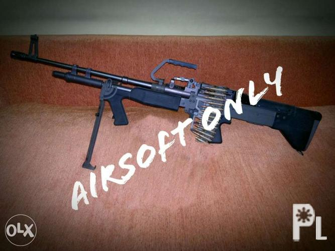 M60 For Sale >> Airsoft Inokatsu M60 For Sale In Manila National Capital