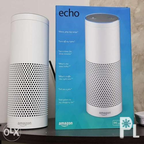 Amazon Echo White 1st Gen