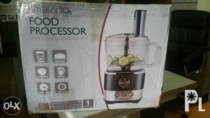 Ambiano food processor for Sale in Makati City, National