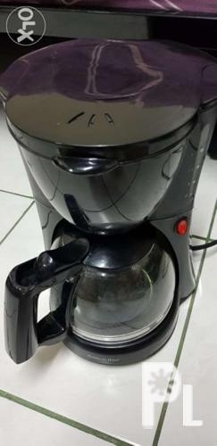 American Home Coffee Maker With Permanent Filter For Sale In Mandaluyong City National Capital Region Classified Philippineslisted Com