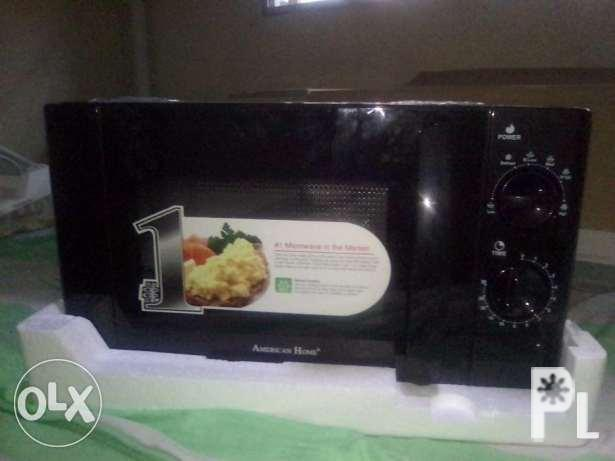 American Home Microwave Oven Amw 22