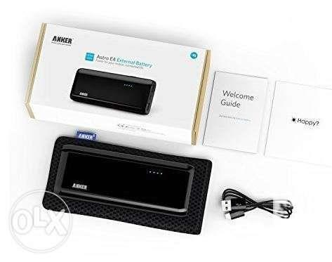 ANKER Astro E4 13000mAh 2nd Gen Power Bank Battery USB