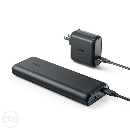 Anker PowerCore Speed 20000 PD Power Delivery USB C