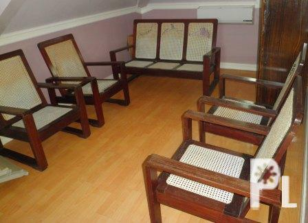 Antique Balayong Wood Sala Set For Sale In Valencia Central Visayas Classified