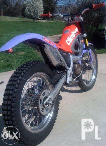 Aprilia climber 280R TRIAL BIKE made in Italy for Sale in
