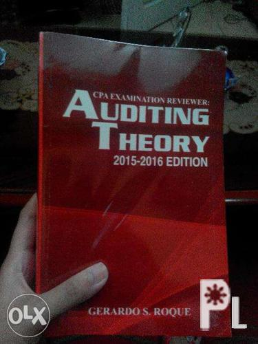 Auditing Theory Book