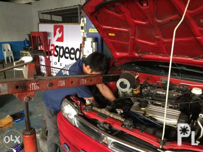 Auto Repair Shop For Sale Philippines: Auto Repair Shop And Body Repair For Sale In Silang