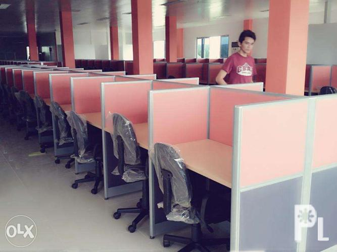 Awesome Partition Office Furniture For Sale In Quezon City National Capital