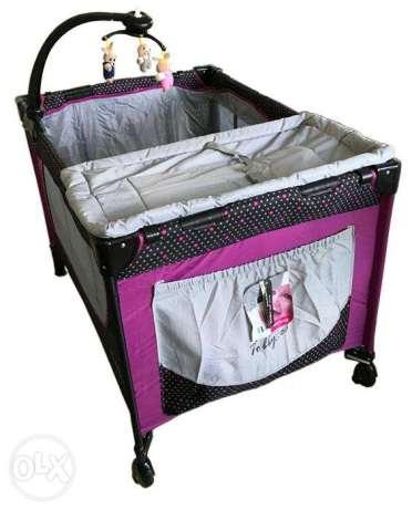 BABY 1st crib playpen code P510DCR CASH ON DELIVERY