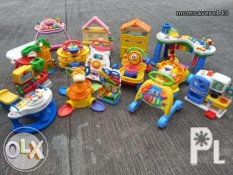 Baby Toys Vtech Leapfrog Fisher Price For Sale In Quezon