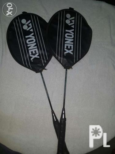 Badminton Racket with free shuttlecock