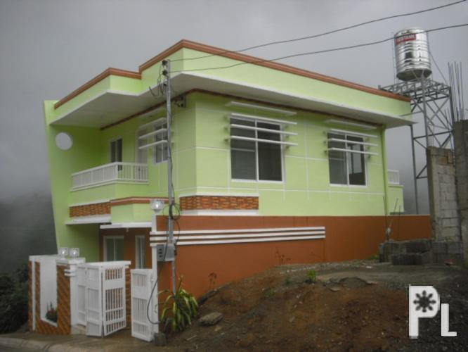 Baguio Real Estate House Lot In Richgate Baguio City