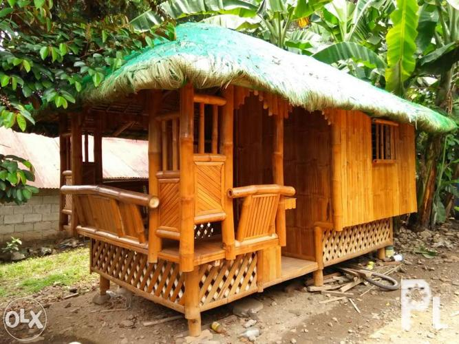 Outstanding Nipa Hut Houses Bahay Kubo Nipa Hut Philippines Bamboo House Largest Home Design Picture Inspirations Pitcheantrous