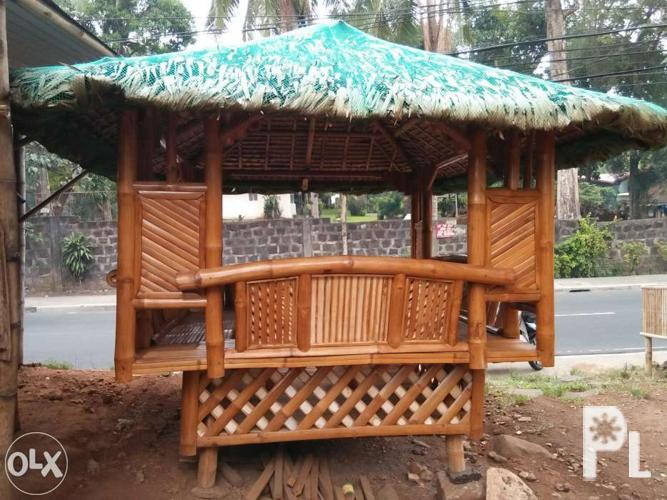Bahay kubo nipa hut open for sale in antipolo city for Small garden huts