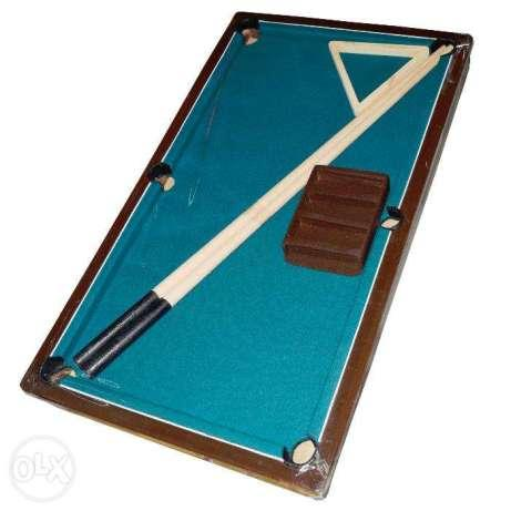 Billiard Pool Mini Kids Table Best gift bonding at home