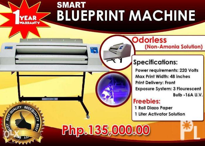 Blueprint machine odorless for sale in davao city davao region blueprint machine odorless malvernweather Images
