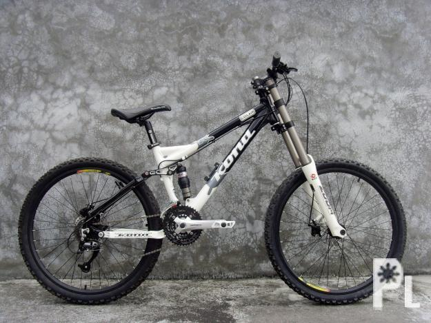 Bnew Kona Coilair Fullsus Mountain BIke