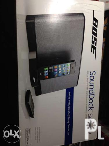 Bose Sounddock series 3 for Sale in Mandaue City, Central