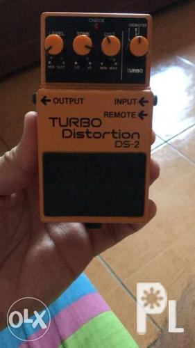 boss distorsion ds1 (moded) ds2