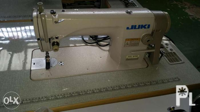 Brand New 40 Juki Highspeed Sewing Machine For Sale In Quezon City Unique National Brand Sewing Machine