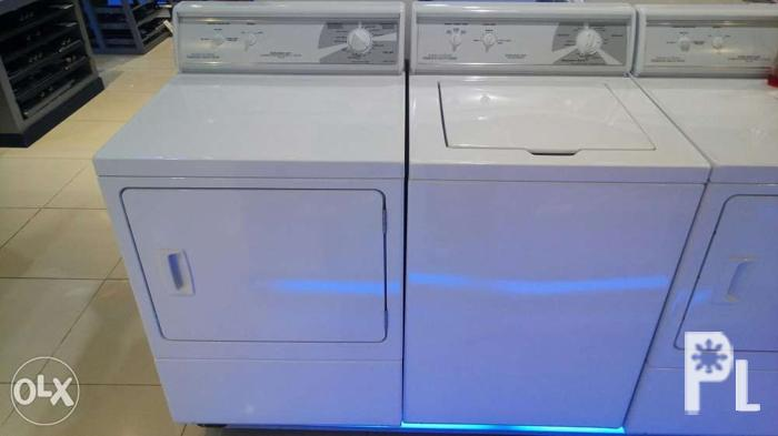 Brand new American Home Commercial Washer and Dryer