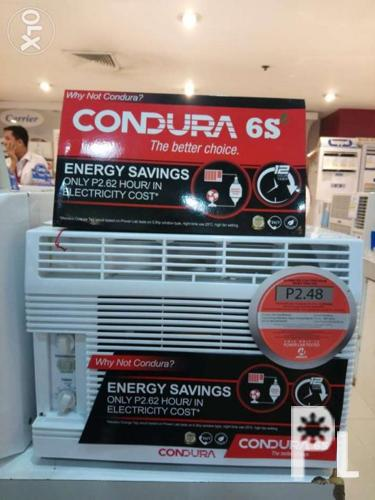 Brand new CONDURA Window Type Aircon