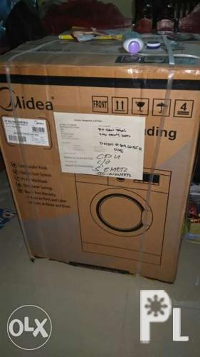 Brand new midea automatic washer