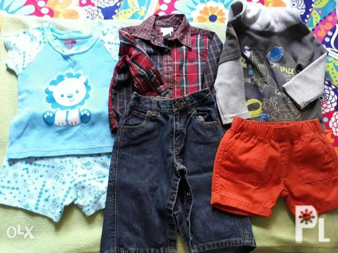 Branded Baby Clothes