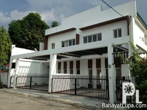 Brandnew 2 story duplex for sale in bf homes las pinas for 2 story house for sale