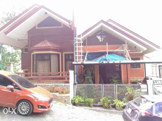 Brandnew house for sale duplex type near green valley for Types of duplex houses