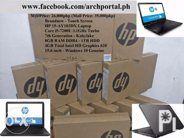 BRANDNEW nd 2ndhand i3 i5 i7 LAPTOP Acer HP Lenovo Sony
