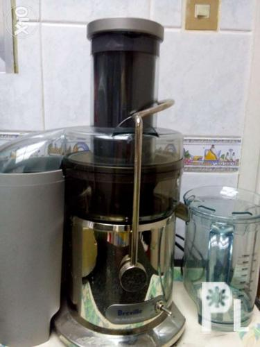 Breville slow juicer for Sale in Manila, National Capital Region Classified PhilippinesListed.com
