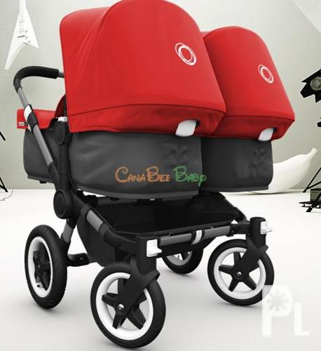 Bugaboo Donkey Duo Twin Stroller For Sale In City Of San Juan