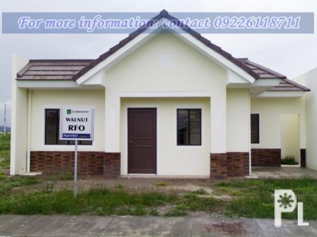 Bungalow House With 3 Bedrooms 1 Tb With Roof Deck For Only 2m For Sale In Mabalacat Central