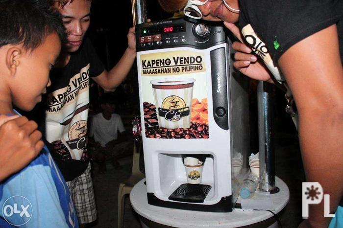 (Butuan Branch) Coffee Vending & Vendo Machine