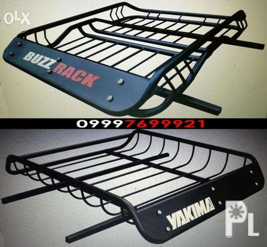 Buzzrack And Yakima Roof Rack Carrier For Montero Fortuner