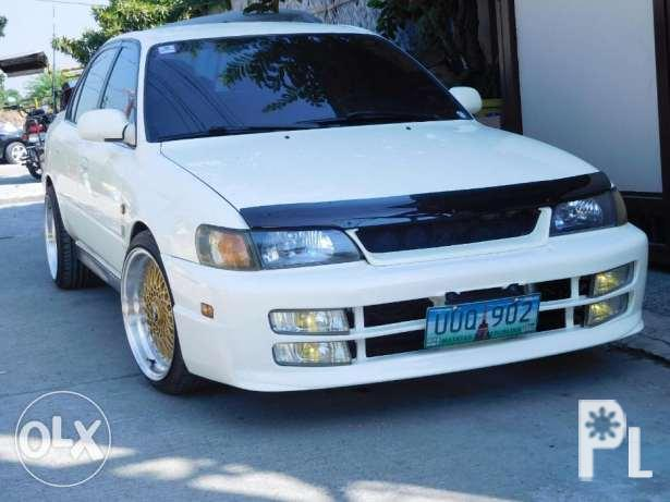 bz touring with overrider and vip yakuza bumper for corolla