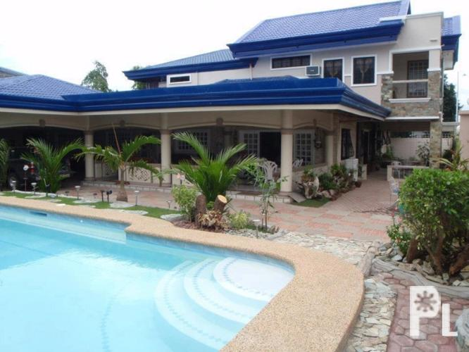 Cagayan De Oro Big House With Swimming Pool And Jakuse For Sale In Laguindingan Northern