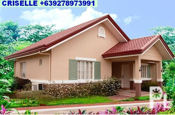 Bungalow model house in the philippines joy studio - Camella homes bungalow house design ...