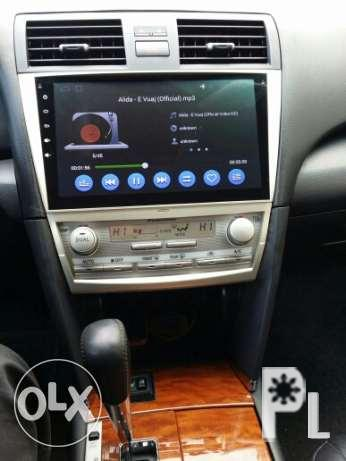 Camry 07-11 10 2 inch Head Unit Android Car radio stereo video