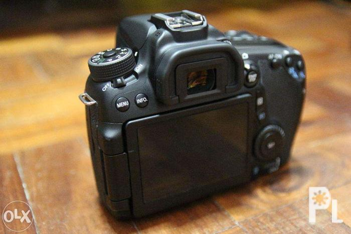 Canon 70D and Sigma 17-50 2.8 EX OS HSM - CMP Unit