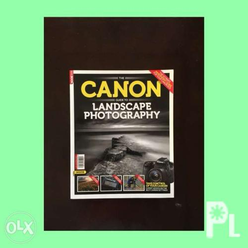 Canon Landscape Photography Guide